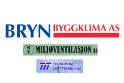 Bryn Byggklima AS utvider i Trondheim
